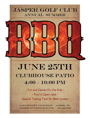 20 free barbeque flyer templates demplates. Black Bedroom Furniture Sets. Home Design Ideas