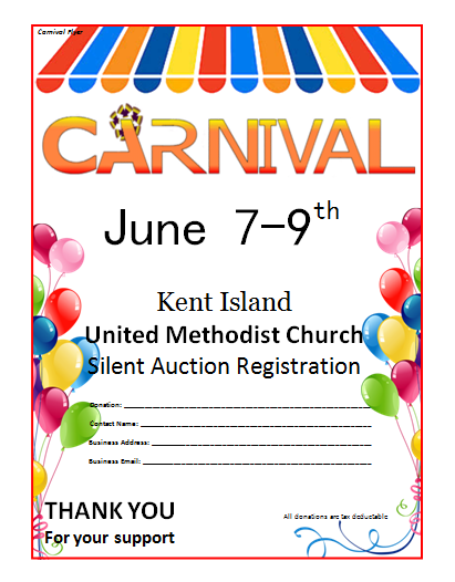 20 Free Carnival Flyer Templates Demplates