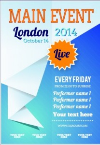 Free Event Flyer Template8