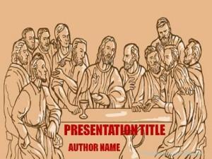 Christian Art PowerPoint Templates1