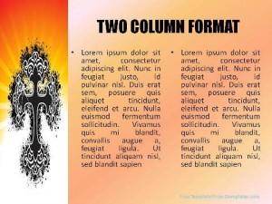 Christian Art PowerPoint Templates2