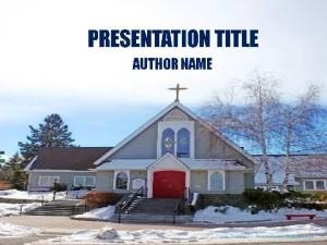 Christian Festivals PowerPoint Template1