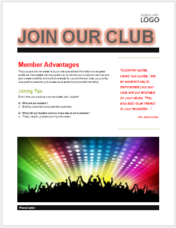 15 Free Club Flyer Templates Hard To Ignore Demplates