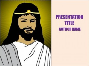 Duties Of Churches PowerPoint Template1