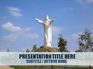 Gospels PowerPoint Template1