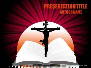 History Of Christianity PowerPoint Template1