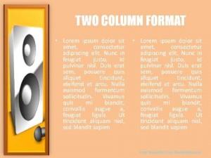 Karaoke PowerPoint Template2