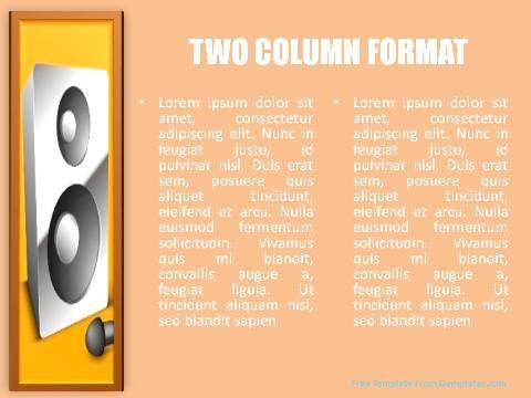 Karaoke powerpoint template demplates karaoke powerpoint template2 toneelgroepblik Images