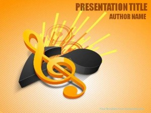 Lyrics PowerPoint Template1