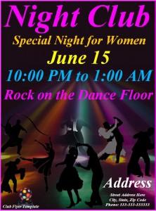 NightClub Flyer11