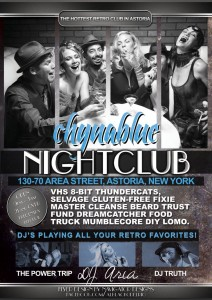 NightClub Flyer12