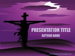 Seven Deadly Sins PowerPoint Template1