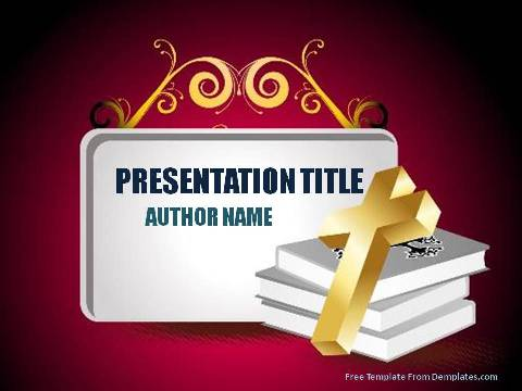 Powerpoint template free download archives demplates the holy bible powerpoint template1 toneelgroepblik Gallery