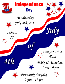 free 4th of july flyer1