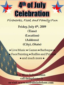 free 4th of july flyer4