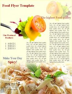 free food flyer17