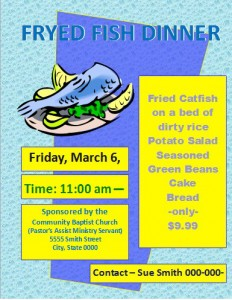 free food flyer18