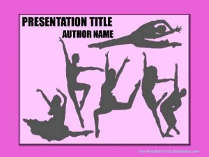 Ballet Presentation Template