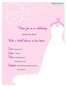 free bridal shower flyer 10