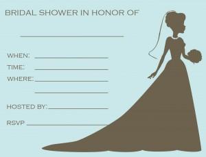 free bridal shower flyer 7