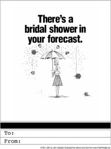 free bridal shower flyer 8