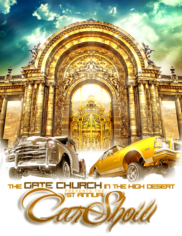 free car show flyer13