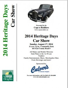 free car show flyer9
