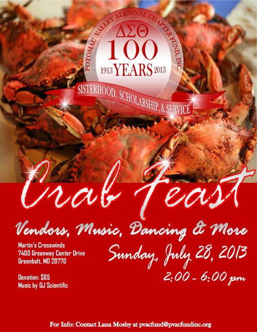 10 Free Crab Feast Flyer Templates To Tantalize Your Taste