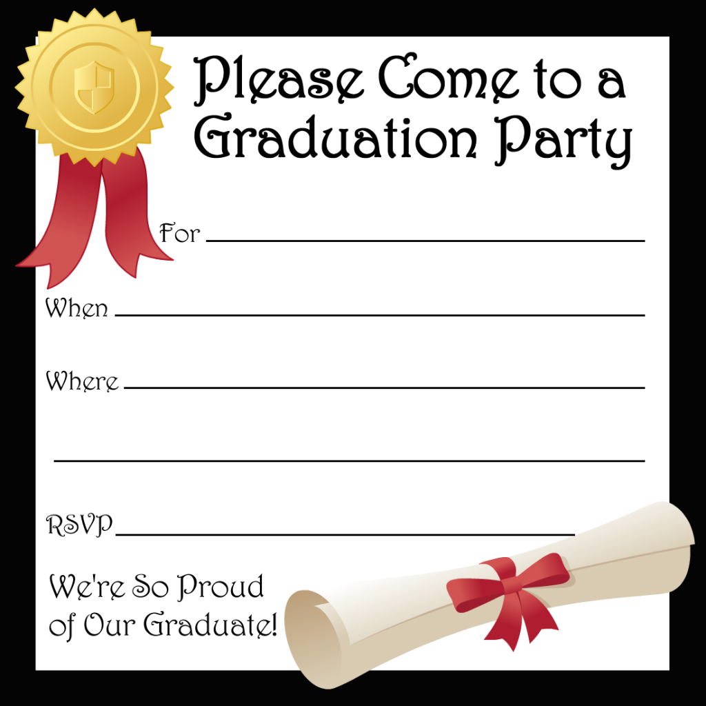 graduation flyers for inviting congratulating your students graduation flyer10
