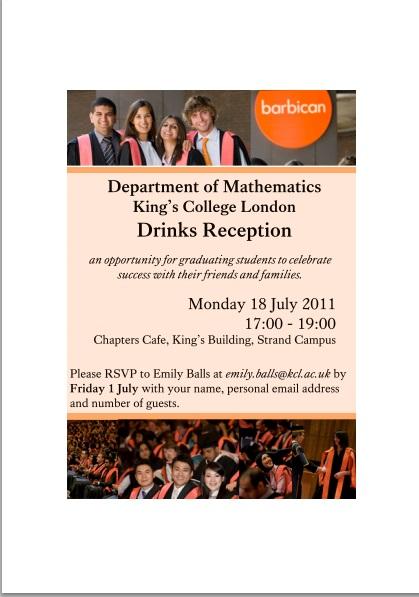free graduation flyer15