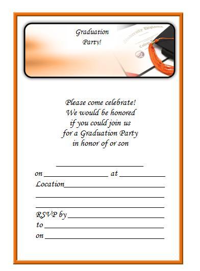 free graduation flyer9