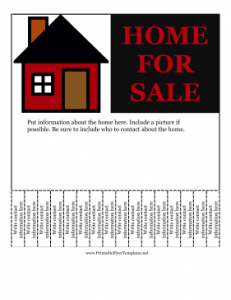 free real estate flyer12
