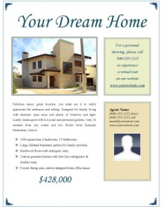 free real estate flyer5