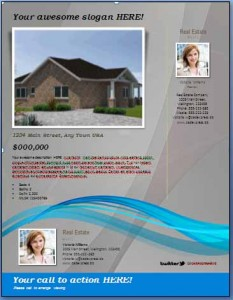 free real estate flyer6