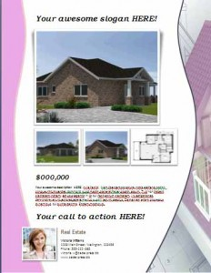 free real estate flyer7