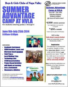 free smmer camp flyer12