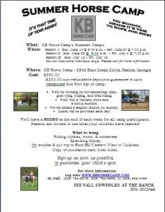 free smmer camp flyer6