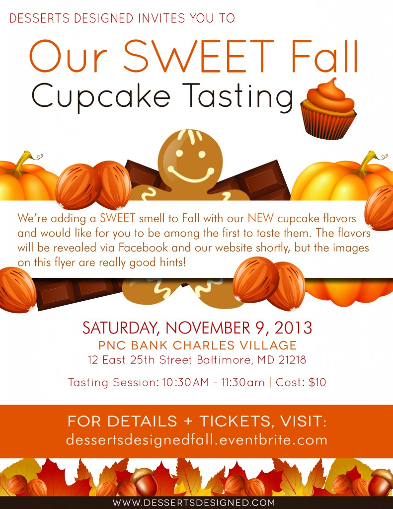cupcake flyers too cute to ignore demplates cupcakeflyer6