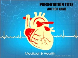 cardiovascular pharmacology powerpoint template demplates