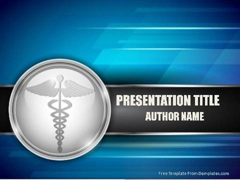 pharmacy powerpoint template demplates