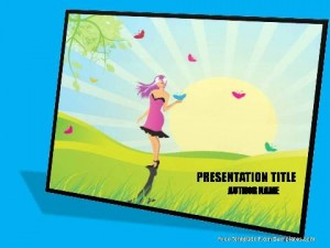 Free-Nature-Powerpoint-Template 512 a