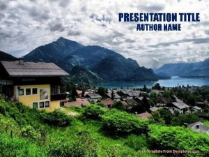 Free-Nature-Powerpoint-Template 515 a
