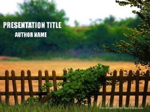 Free-Nature-Powerpoint-Template 520 a