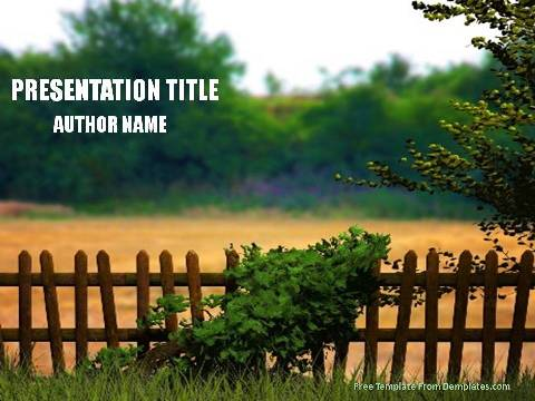 Free nature powerpoint templates vatozozdevelopment free nature powerpoint templates toneelgroepblik Images