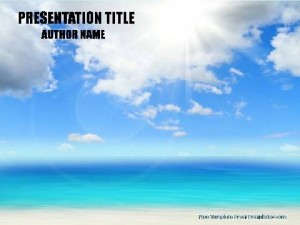 Free-Nature-Powerpoint-Template 525 a