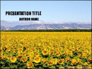 Free-Nature-Powerpoint-Template 528 a