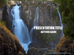 Free-Nature-Powerpoint-Template 531 a