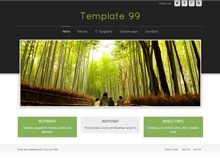 free joomla 3.2 responsive template12