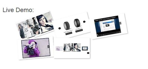 free joomla photogallery template7