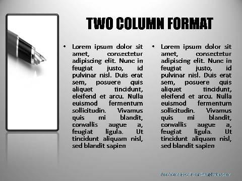 Citizen journalism powerpoint template demplates free legal powerpoint template205a toneelgroepblik Images